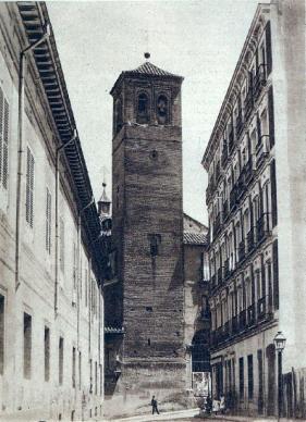 1900, Iglesia San Pedro
