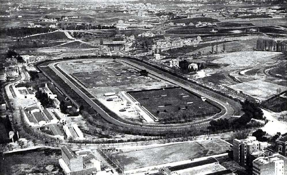 1930, Hipódromo de la Castellana