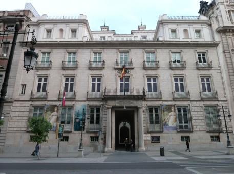 Palacio de Goyeneche en Madrid