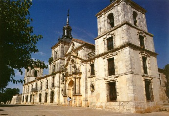 Palacio de Goyeneche e Iglesia de Francisco Javier en Nuevo Baztán