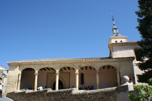 Iglesia de la Asunción de Nuestra Señora de El Molar - Arquería
