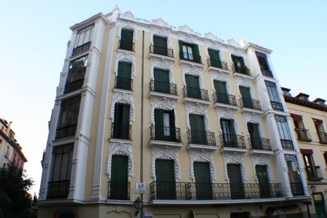 1905, Casas para la duquesa de Fernán Nuñez