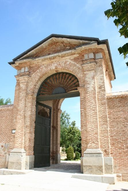 Arco de Jardines de Palacio
