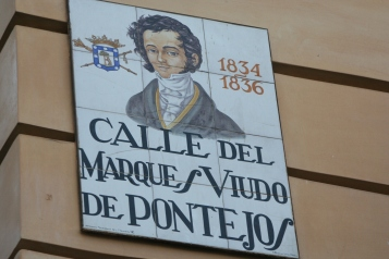 Calle del Marqués Viudo de Pontejos