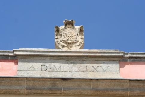 Escudo Palacio del Infante Don Luis (2)