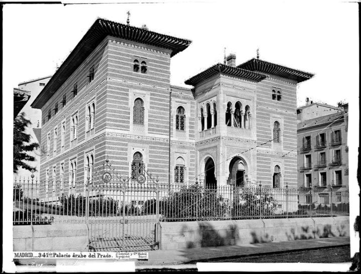 Palacio de Xifré Paseo del Prado