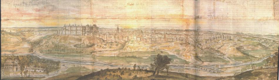 1562-vista-de-madrid-anton-van-der-wyngaerde