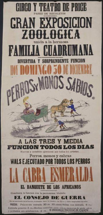 Gran exposicion zoologica 1878