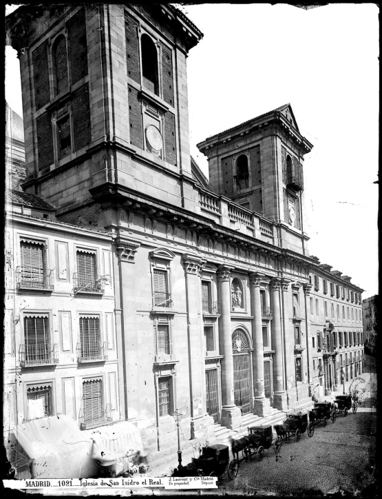 1860 - 1886, Iglesia de San Isidro.jpg