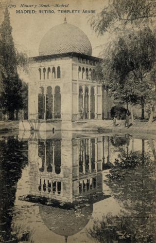 Pabellón árabe 2