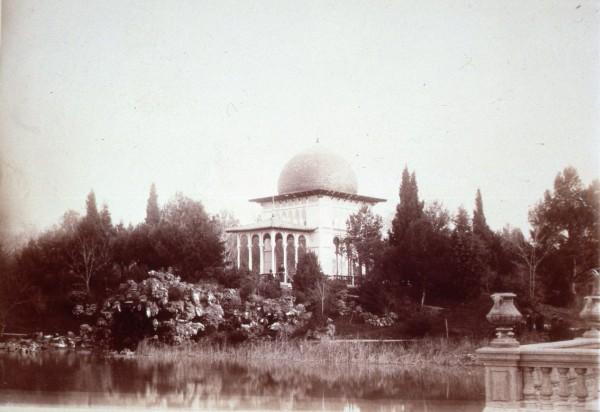 Pabellón árabe 3