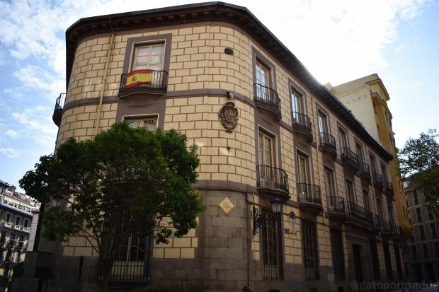 CASA PALACIO DE DOMINGO TRES PALACIOS
