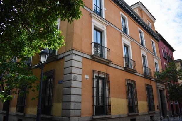 CASA PALACIO DE LOS MARQUESES DE SOMOSACHO