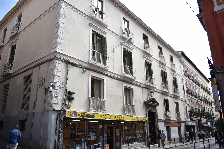 CASA PALACIO DEL MARQUÉS DE TORRIJOS