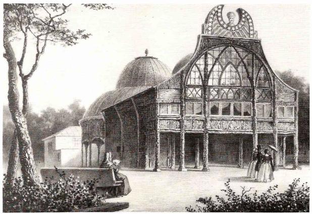 Casa Rústica o Persa 1