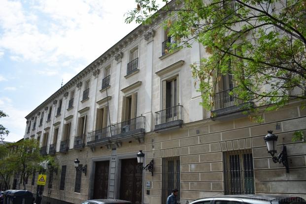 PALACIO DE FERNÁN NUÑEZ