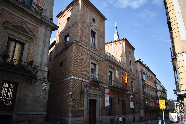 PALACIO DEL MARQUÉS DE CAÑETE