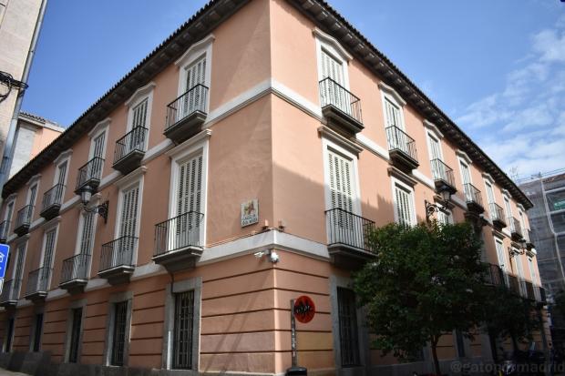 PALACIO DEL MARQUÉS DE MOLINS