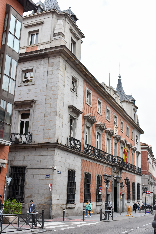 PALACIO DE LA MARQUESA DE SONORA