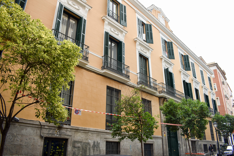 PALACIO DEL CONDE DE ESCALONA Y DE BORNOS
