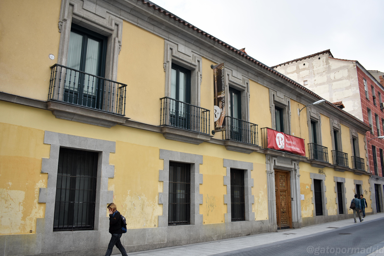 PALACIO DEL MARQUÉS DE MATALLANA