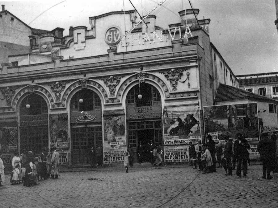 Teatro-Cine Gran Vía