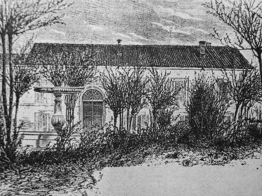 Grabado de Charles Yriarte, 1867